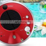 solar energy rechargeable auto air fresher solar air purifier for car