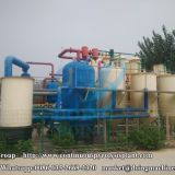 What should be considered when choosing waste tire oil distillation machine ?
