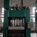 Wood Sawdust Compressed Pallet Production Line