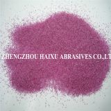 Pink-ruby fused Corundum for grinding wheel/grinding head/bistrique