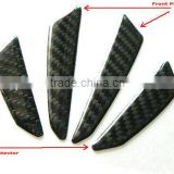 Door Edge Protection Molding Carbon Fiber Custom Made Shape & Logo
