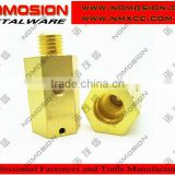 CNC machining parts brass CNC PARTS
