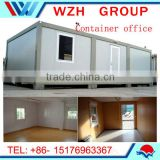 cheap prefab customed container house refugee / underground shelters