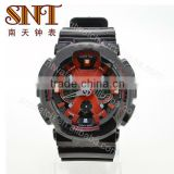SNT-SP036 design your own logo custom ana digital watch