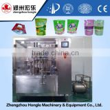 Liquid Self-supporting Bag Packaging Machiney