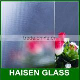 3mm-8mm Clear/Colored Patterned glass (Diamond, Flora, Karatachi, Millennium, Mistlite, Nashiji etc) with CE&ISO