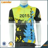 Cheap price high quality branded design cycling jersey