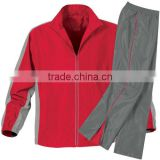 Manufacturer tricot track suits cheap newest design of tracksuits sportswear sportswear sports clothing