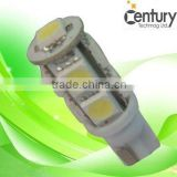 T10/BA9S 9pcs SMD5050 R/Y/B/G/W/WW DC12V canbus led car light auto led light bulb lamp for head tail lighting