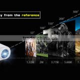 Best mini projector LED projector children small gift projector OEM ODM order for home theater