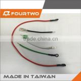 Fourtwo high quality made in Taiwan auto wire harness connector,pin wire harness connector,3 pin connector wire harness