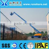 Factory equipment diesel power 38m platform height boom lift