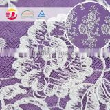 wholesale cheap guipure embroidery lace curtain fabric china supplier factory in 2016