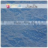 Mesh knitting super quality nylon voile lace with low price