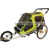 Baby bicycle trailer jogger