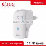 1200Mbps Mini Wireless Range Extender support WiFi Repeater Router access point model amplify WiFi Signal Booster