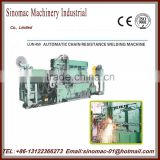 LUN450 Automatic Transmission Chains Resistance Welding Machine/Chain Production Machinery