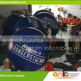 Printing logo wholesale large helium balloons for commercial use