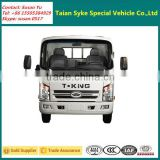 T-KING 6t Loading Capacity 4x2 Light Duty Cargo Truck                                                                         Quality Choice