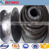 Graphite Braided Sealing Packing Rope with Inconel Wire