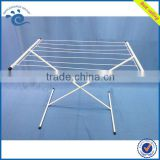 Child Safety Lock 7M 80*60.5*74cm Steel Wire Clothes Rack Powder Coating Collapsible Retractable Clothes Racks