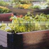 Traditional Landscape WPC Garden Box Planter -20years warranty