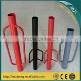 PVC coated fence post galvanized post for field fence cattle fence