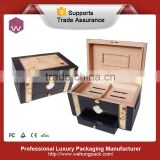 High quality customer wood lacquered cigar boxes