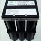 6-SPB-50 12v 50ah spiral battery 12v 50ah deep cycle battery 12v 50ah agm battery solar batteries 50ah 24v industrial battery