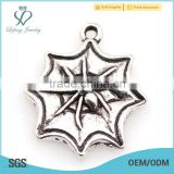 New arrival silver marine anchor charm,ship anchor charm jewelry in high quality