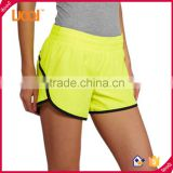 High Quality Custom Woven Sports Running Shorts Gym Shorts Wholesale For Women                                                                         Quality Choice