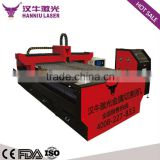 Guangzhou Hanniu FIB1530 Hot sale!!IPG 500w cnc fiber laser metal cutting machine price for sheet metal mini laser cutting machi