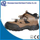 Factory Price User-Friendly Lady Steel Toe Safety Shoes