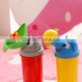 Baby urinals, car portable urinal, boy and girl leakproof children urine apparatus,