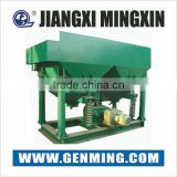 Structural stability of100X150 model diaphragm Jig Machine ferrous metal ore