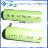 rechargeable nimh battery pack aa 12v/nimh aaa 7.2v 700mah rechargeable b