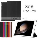 For iPad pro 12.9 inch leather flip cover case with fold stand                                                                                                         Supplier's Choice