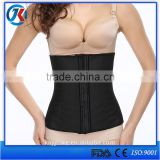 New innovative products 2016 Slimming waist trainer latex waist cincher corset for lady postpartum girdle