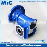 Chinese Good Quality Motovario Like VF Series Mini Speed Gear Box with AC Motor