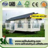 Light steel structure villa metal plates tiny prefab houses                                                                         Quality Choice
