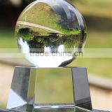 transparent glass ball,clear K9 crystal ball