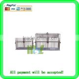 Cheap stainless steel pet cage, dog cage MSLVC04