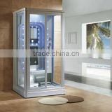 2014 steam shower room with portable sauna system