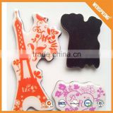 Hot sale fancy paris souvenir fridge magnet