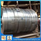 ASTM A653 JIS DIN galvanized steel sheet roll coil gi steel coil hot dip galvanized steel strip in coils