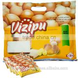 Vizipu Egg 230g cookies - Butter flavor biscuits