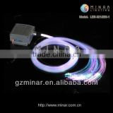LED Fiber optic lighting kits, DIY RGB led light kits, RGB Colors (LEB-321)