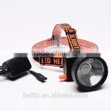 high power 3w led mining headlamp rechargeable led mining headlamp