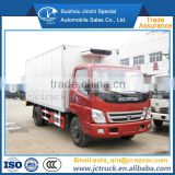 Diesel engine type and flywheel type 15 cubic meters medical refrigerated truck in stock Chinese manufacturer
