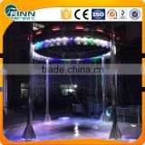 Digital waterfall indoor outdoor optical water writing curtain                                                                         Quality Choice